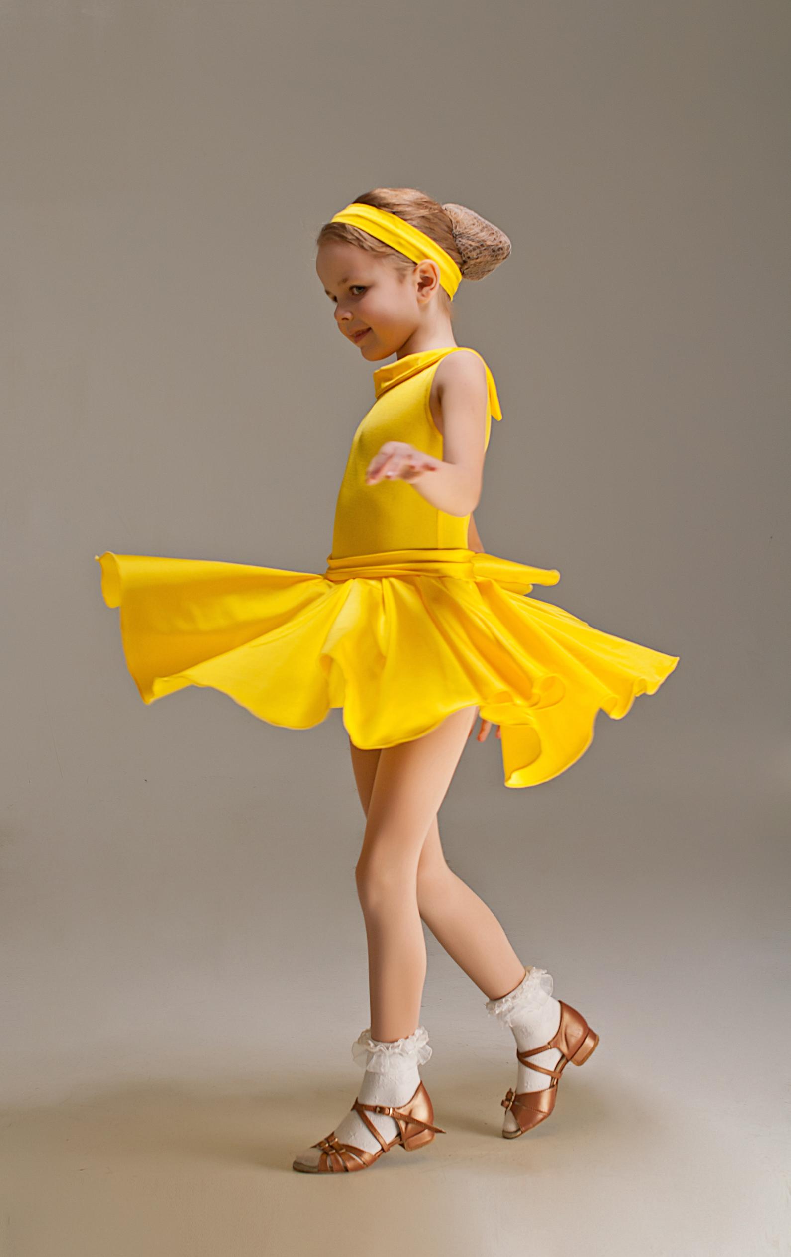 Платья Для Танцев Для Девочек Купить